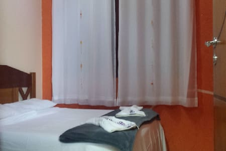 Quarto Quádruplo Standard - Pereque-Mirim - Bed & Breakfast