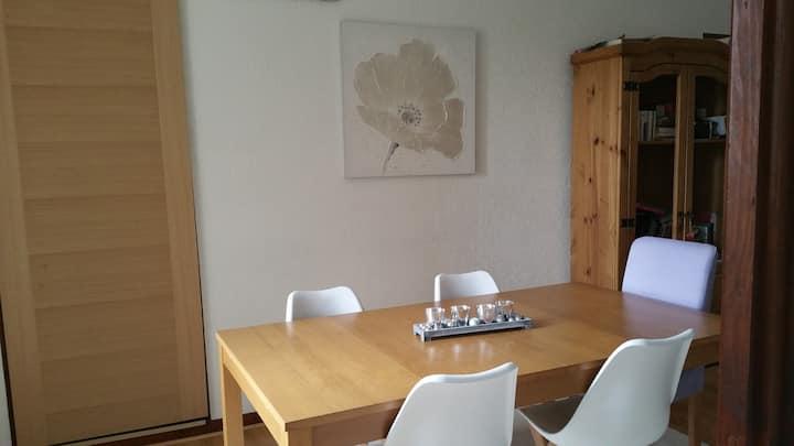 Appartement au coeur du centre de Pontarlier