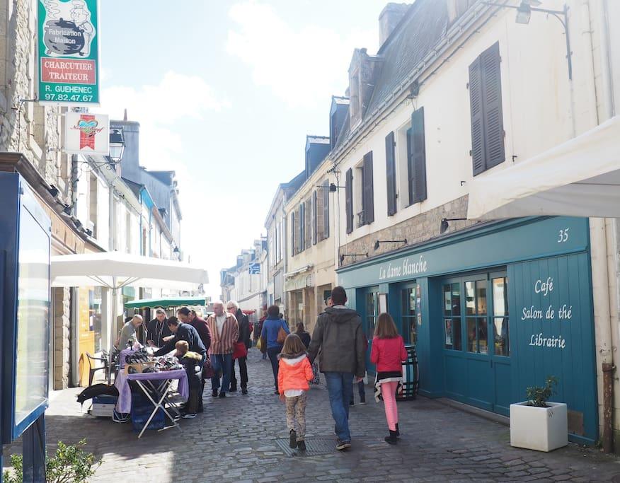 la Grand'Rue à 5mn à pied