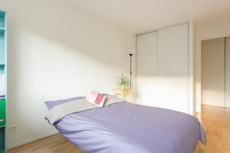 Room in a bright, modern home(70m2) - Apartment