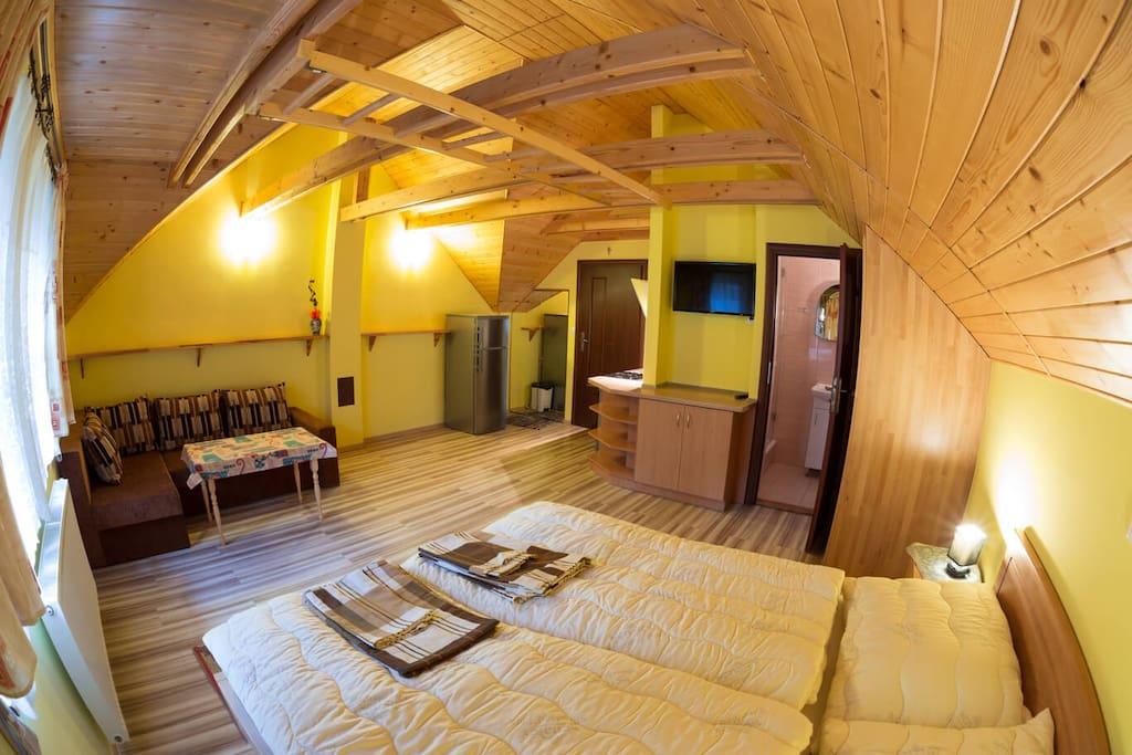 Apartment Vysne Ruzbachy