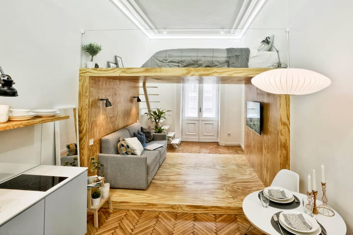 Hidden Gem of Budapest City Centre - Boedapest - Appartement