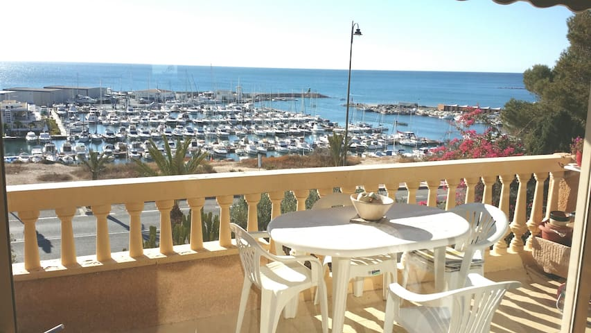 Beautiful room with a view - El Campello - Apartamento