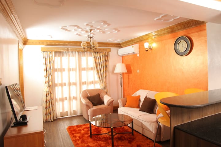 Marble Arch Hotel Suite/Apartment - Nairobi - Appartement
