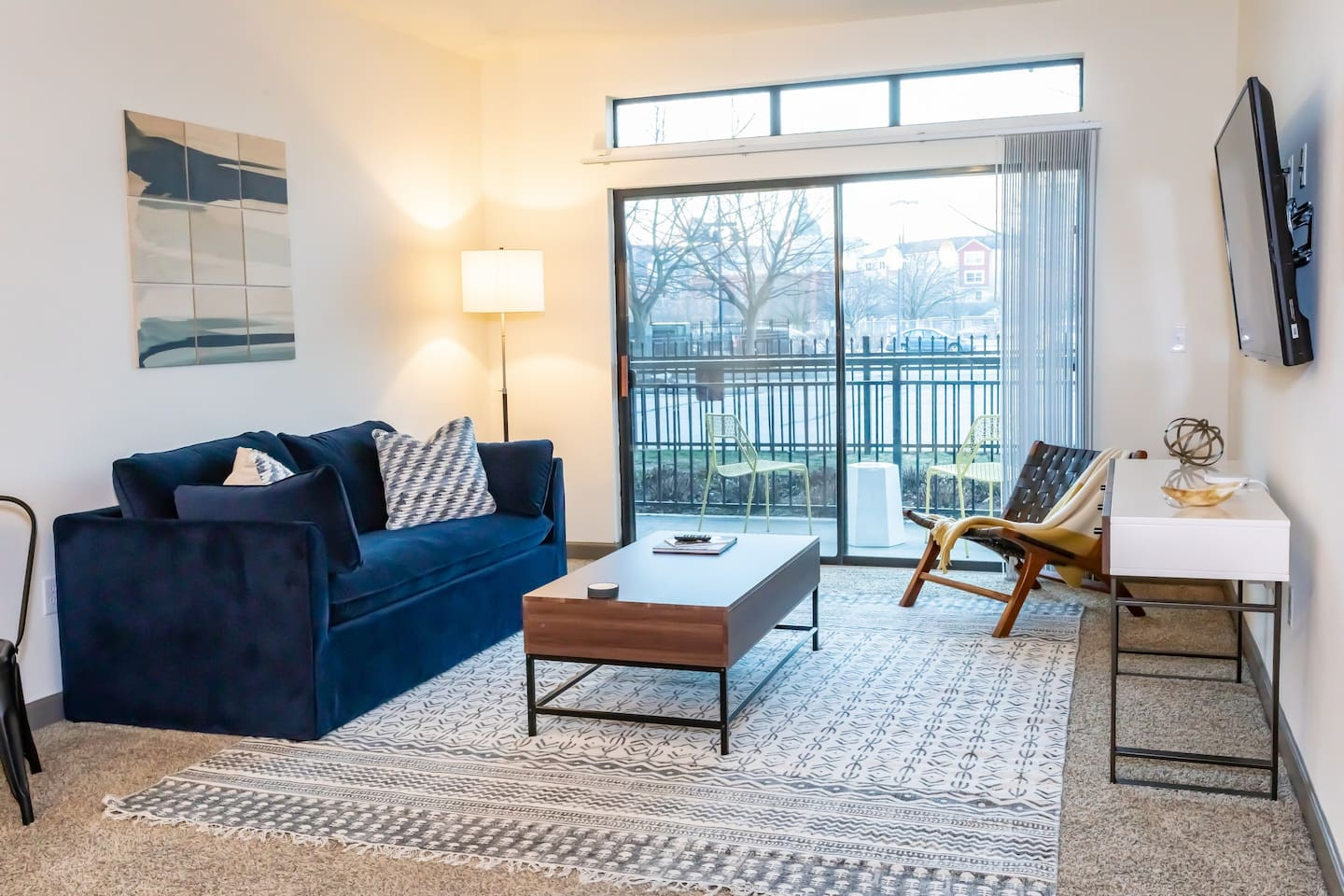 Welcome to your modern retreat in downtown Indianapolis