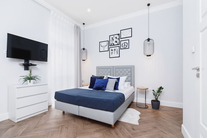 Cozy Apartment / Topolowa