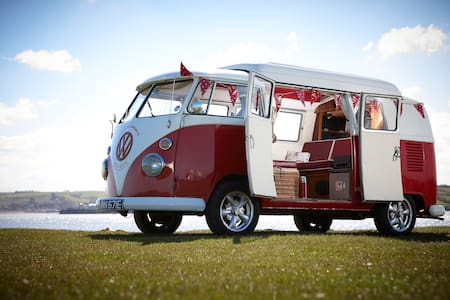 Gorgeous VW Campervans and Motorhomes - Devon