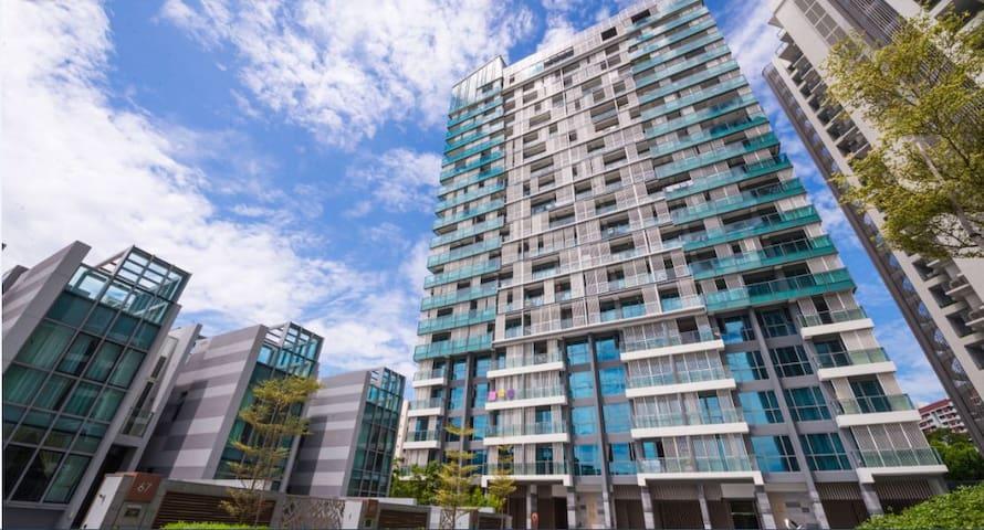 Brand new Condominium (한국어 가능)