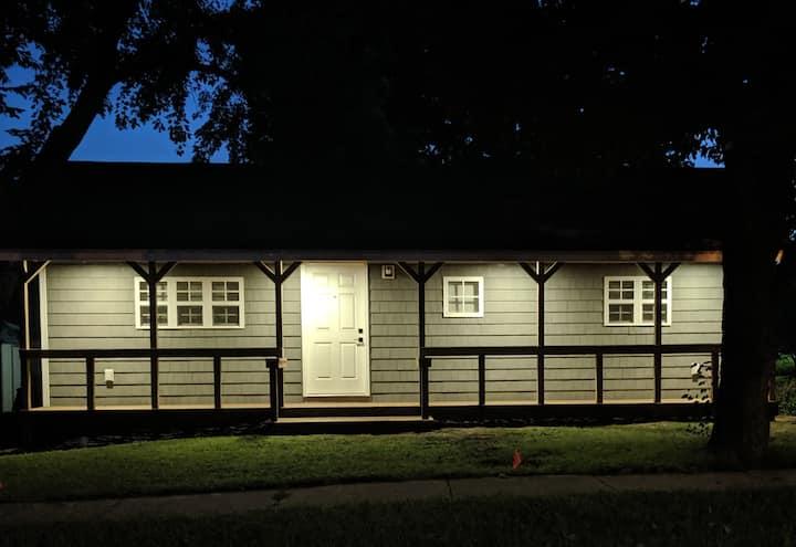 """Willow"" A Large Tiny House near I.S.U. and I.W.U."