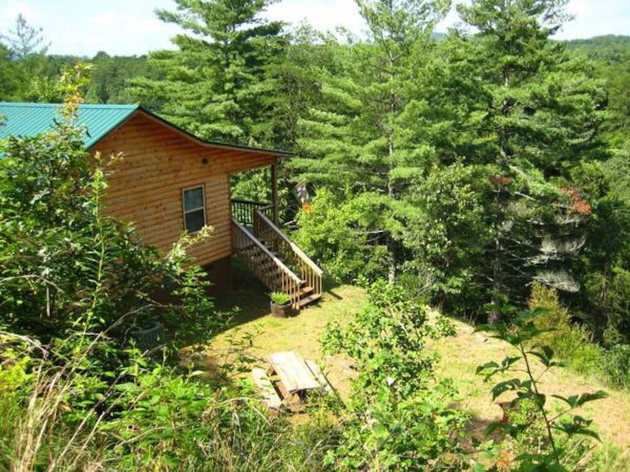 Moose Hollow Smoky Mountains Cabin Cabins For Rent In