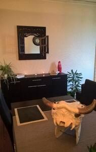 Appartement 1 chambre 4 places à 15min de la gare - Metz - 公寓