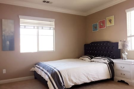nice room with free one more bed - House