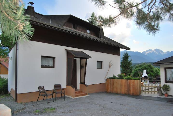 Vakantiewoning Hermagor/Presseggersee/Nassfeld - Khünburg - Huis
