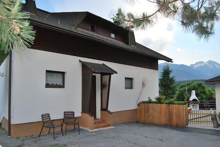 Vakantiewoning Hermagor/Presseggersee/Nassfeld - Khünburg - Dům