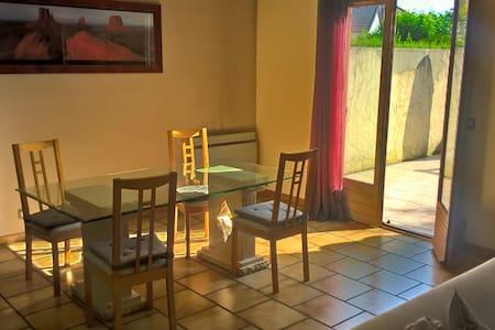 chambre dans jolie maison de ville - Drancy - Casa