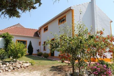 Casa Tavares 8p - Carvalhal Benfeito - Haus