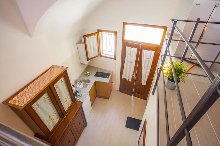 La stanza del Faro - Termoli - Apartemen