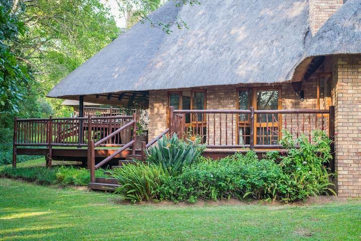 Kubu Chalet, Hazyview (Kruger National Park)