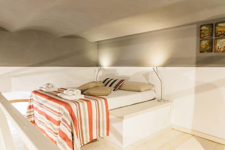 Loft per 2 nel centro di Volterra