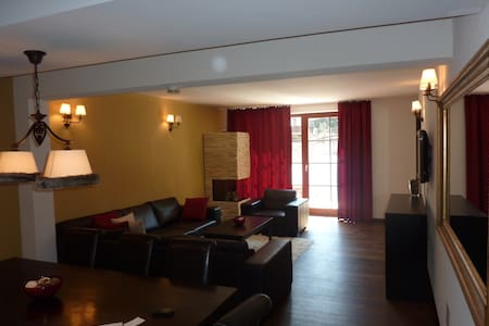 St Anton Apartment with parking - Sankt Anton am Arlberg