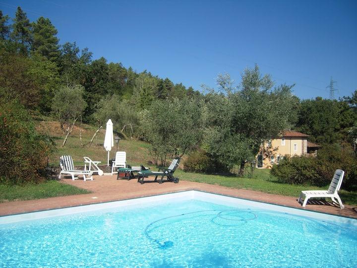 Villa campagna Lucca - Mutigliano