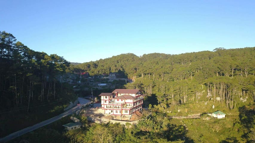 SAGADA SUN-RISE VIEW HOMESTAY and Resto