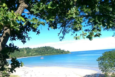 Bungalow climatisé près de la plage d'andilana - Hell-Ville - 公寓