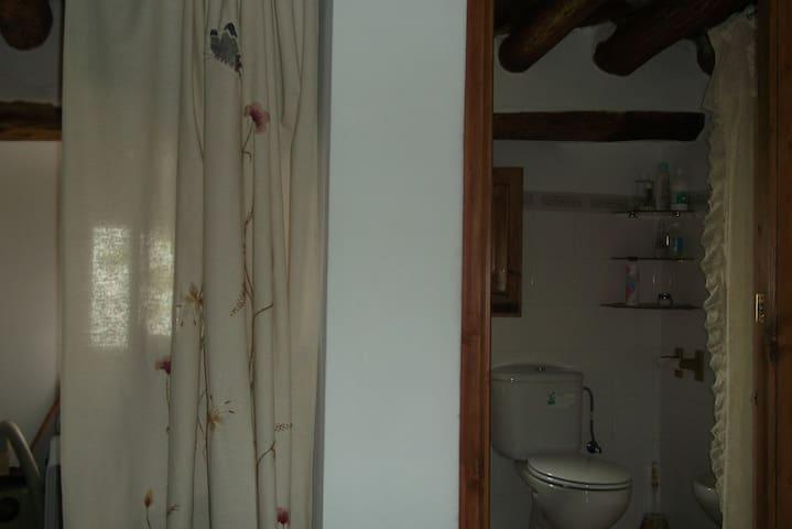 Casa típica alpujarreña reformada - Mecina Bombarón - Rumah
