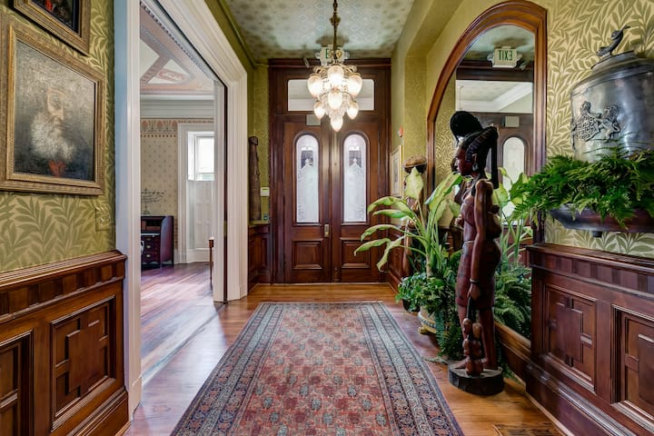 Madison House - Museum in a Mansion, Cozy Abode