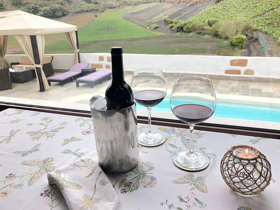 La Casita de Paula, Golf, Wine & Relax