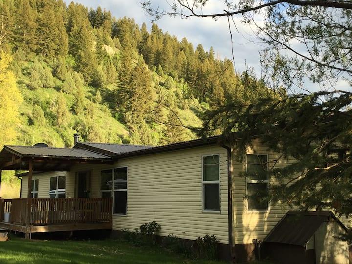 Palisades Creek Retreat