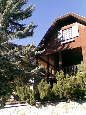 Old 30s chalet - Antagnod - Cabin