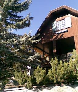 Old 30s chalet - Antagnod - Cottage