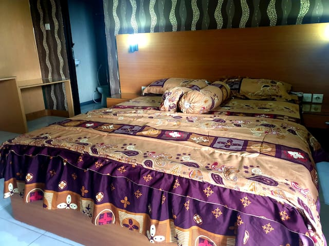 Graha Hermawan Guest House in the Mid of Bandung