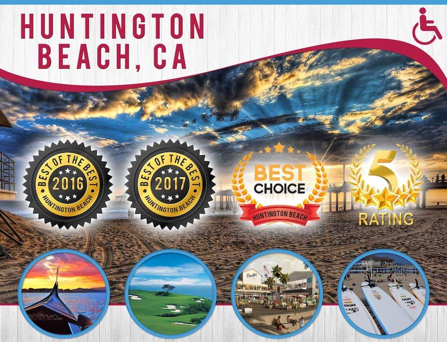 Huntington Beach Main St Bars