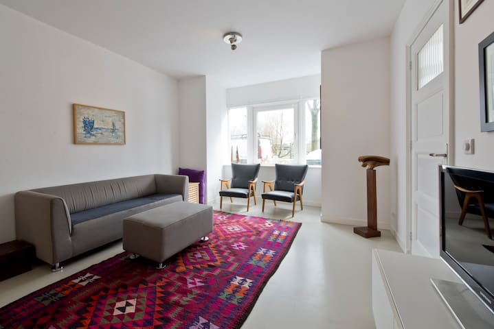 Large and lovely family apartment - Amsterdam - Appartement