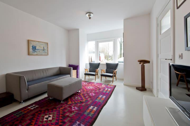 Large and lovely family apartment - Amsterdam - Lägenhet