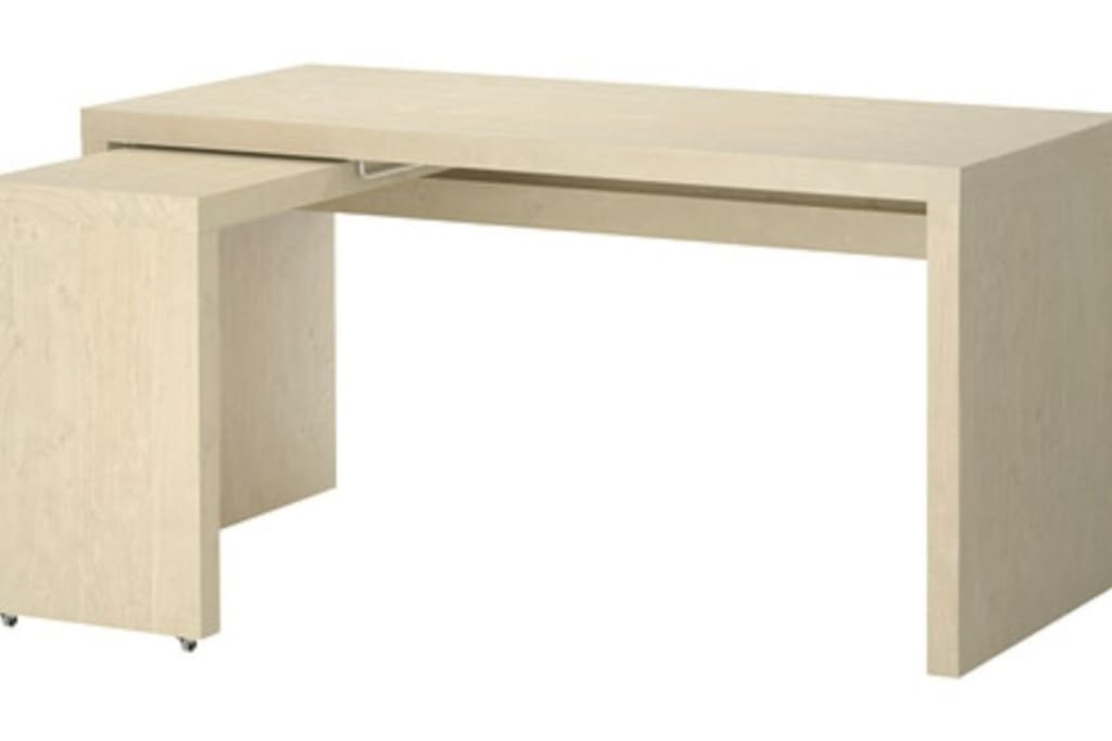 Your desk - La vostra scrivania