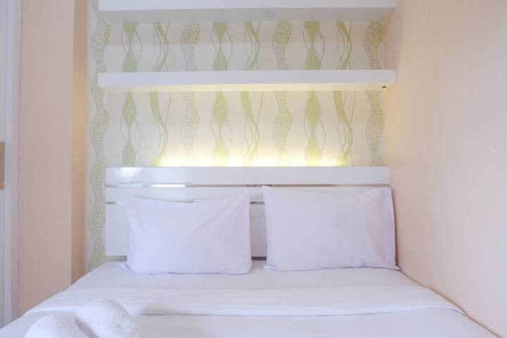 Classy 2BR Apartment at Puncak Permai