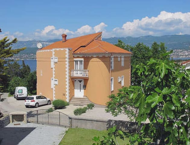 Vila Vugica Šilo - Šilo - Apartmán pro hosty