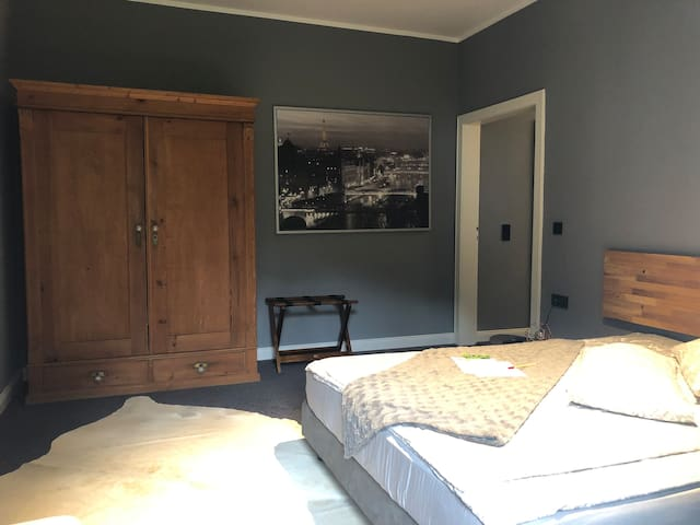 Room N°1 with charm in a design country house