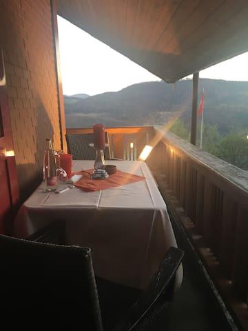 Zimmer Restaurant Alpenblick Passwang