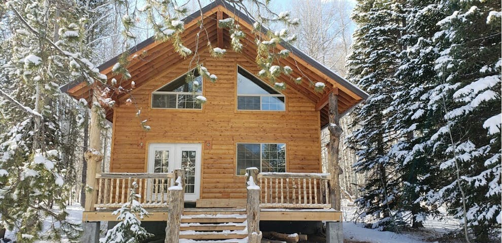 Aspen Heights Cabin+4 Bedms+20 mins to Yellowstone