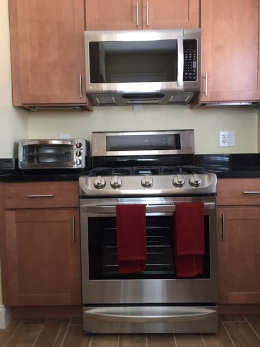 Oven & Microwave