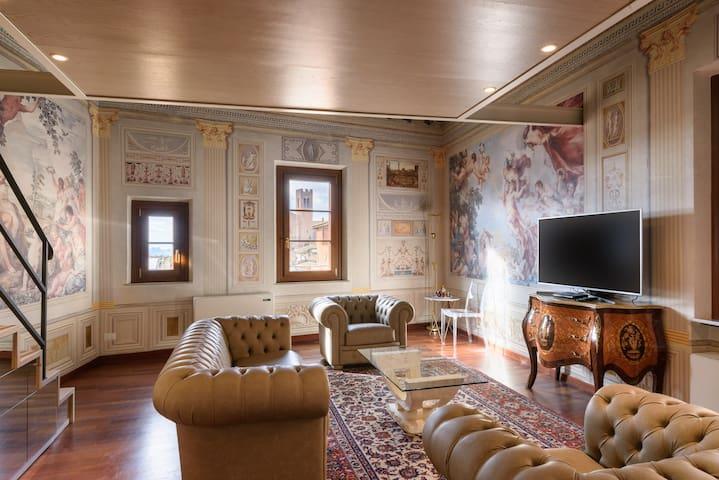 DOMUS NANNINI SPA-Loggia Belvedere-Palazzo Nannini