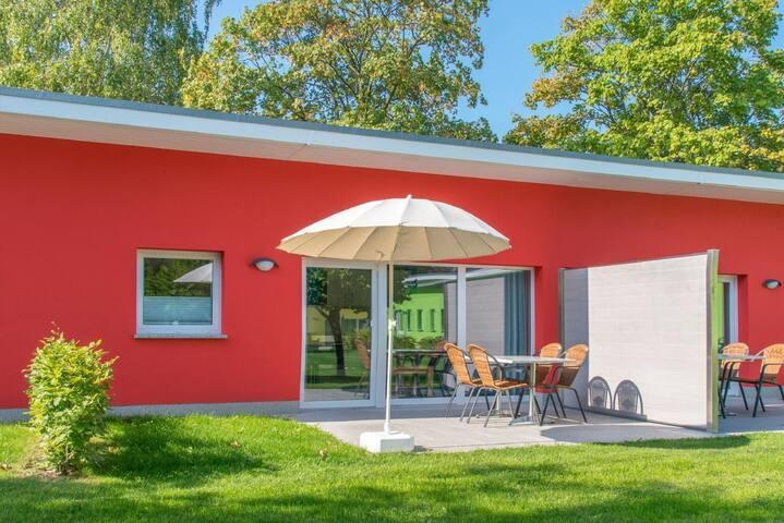 Bungis Ferienhäuser am Grimnitzsee ***Karree Haus 2