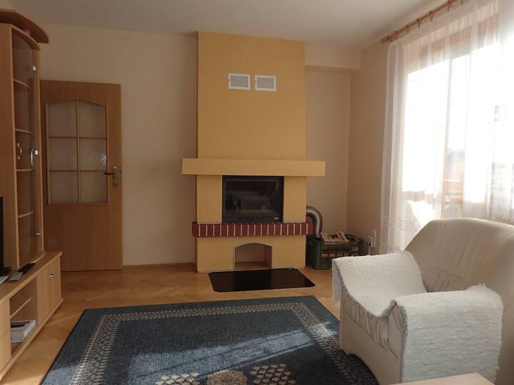 3-izbový apartmán v kúpeľoch Lúčky pri Bešeňovej
