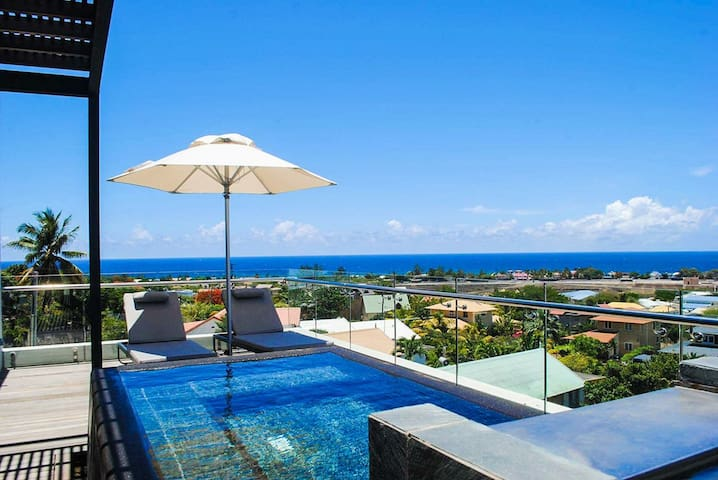 Carlos Bay 4 Bedrooms Penthouse by Dream Escapes