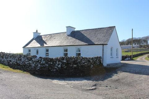 Derrie Farm Cottage set in stunning rural Galloway