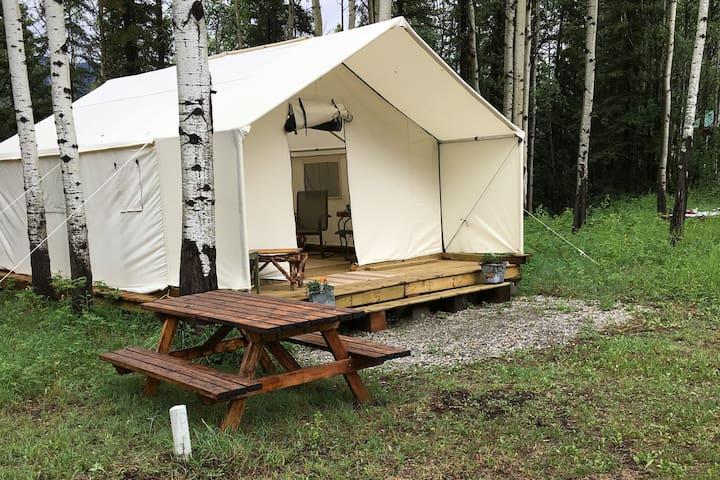 True North Glamping Tent #1